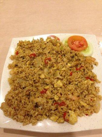Bakmi GM :                   original fried rice