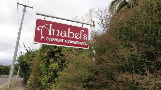 Anabel's of Scottsdale:                   Gardens and signage.
