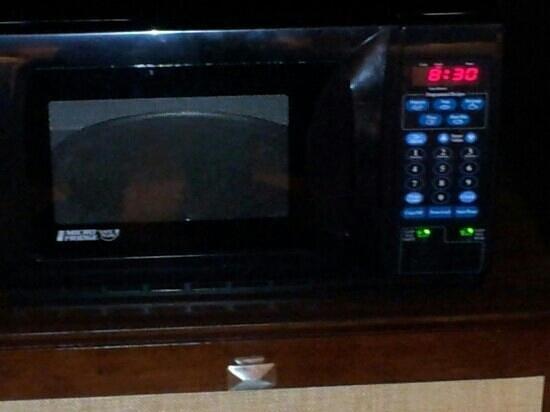 هامبتون إن آند سويتس أوشن سيتي/باي فرنت: microwave
