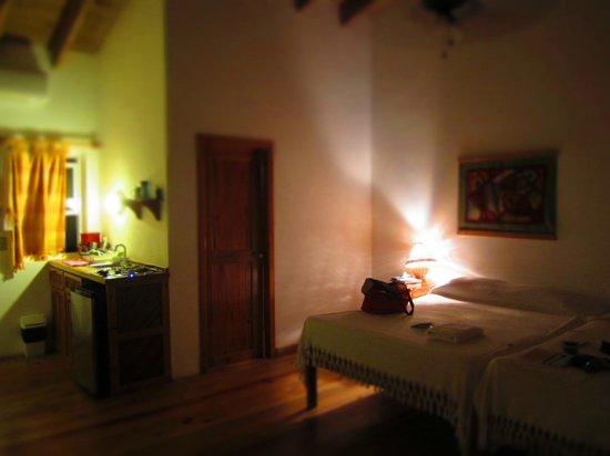 Posada Las Orquideas:                   room 15