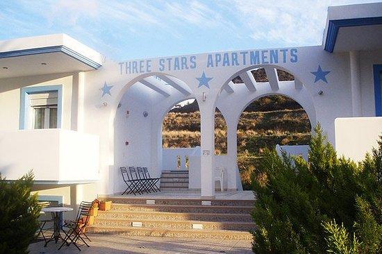 Three Stars Apartments
