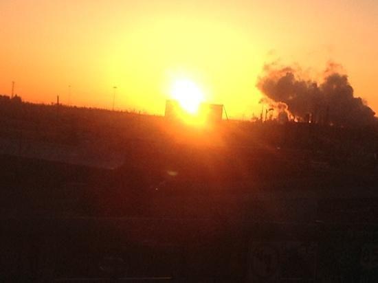 ذا هيستوريك بلاينز هوتل عضو مجموعة فنادق آسيند:                   Sunrise from Suite 426                 