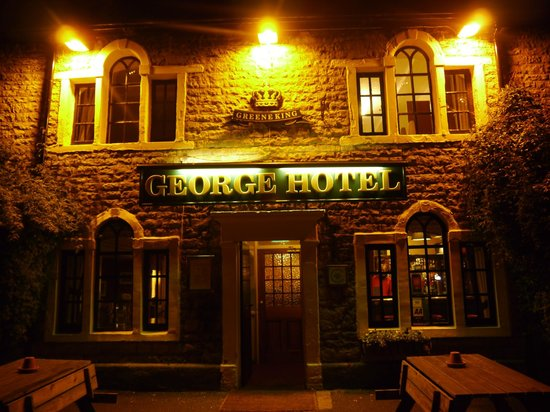 The George Hotel Restaurant: The George Hotel & Restaurant