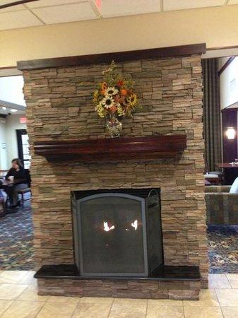 Staybridge Suites Hot Springs : lobby