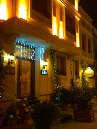 Sultans Royal Hotel:                   Ingresso