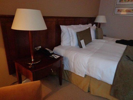 Corinthia Hotel Budapest:                   cama king