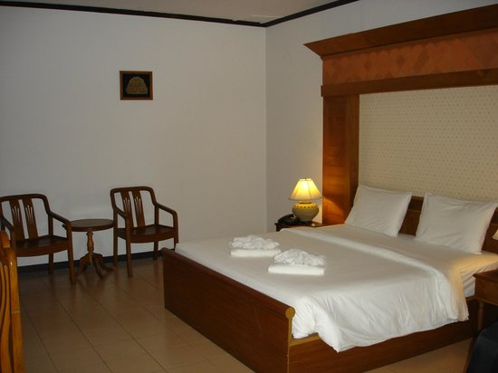 Jang Resort:                   room