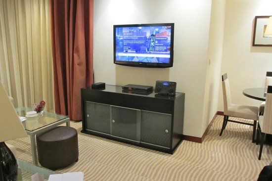 Grosvenor House Dubai: Living room