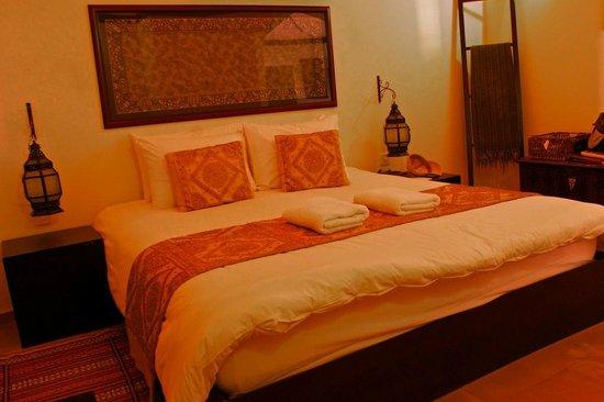 Desert Nights Camp: Bedroom