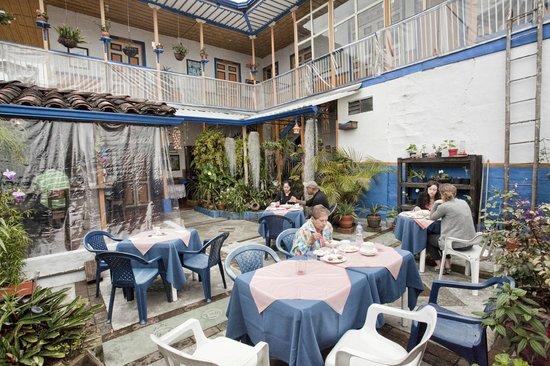 Hostal Ciudad de Segorbe:                   Comedor