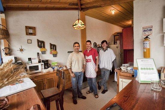 Hostal Ciudad de Segorbe:                   Cocina