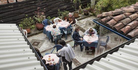 Ciudad de Segorbe Hostel Salento :                   Comedor