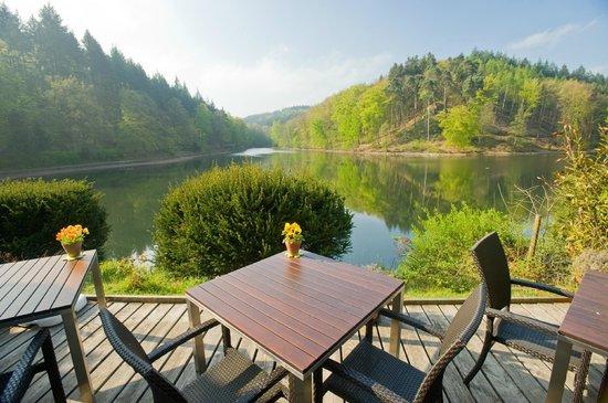 Seehaus Forelle: Genießen Sie den wundervollen Ausblick
