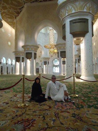 La Alfombra M S Grande Del Mundo Fotograf A De Mezquita