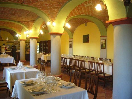 Agriturismo La Piazza: Saletta cena ospiti