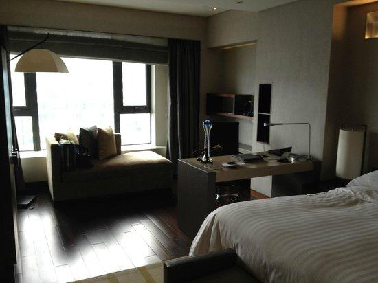 Hilton Beijing Wangfujing:                   Room