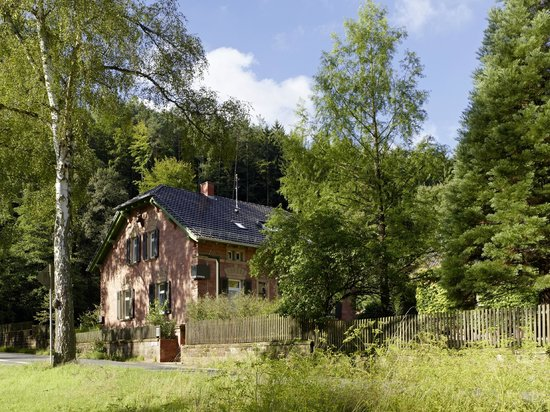 Seehaus Forelle: forsthaus