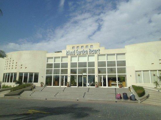 Island Garden Resort:                   отель