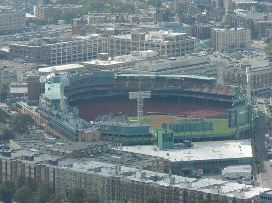 Prudential Center: El estadio de beisbol de los Boston Red Sox