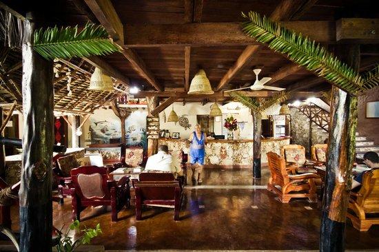 Samaki Lodge & Spa:                   hall del Samaki                 