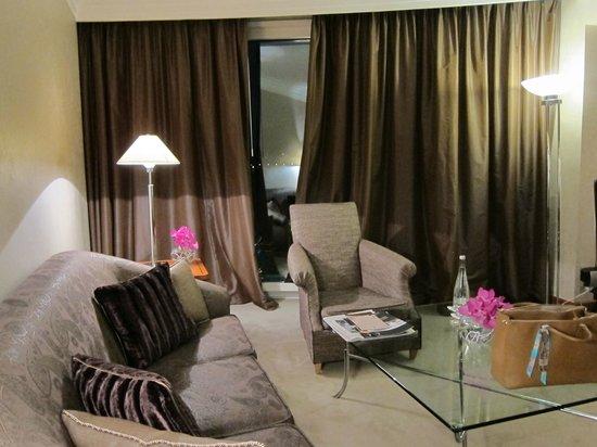 Hotel President Wilson: Spacious room