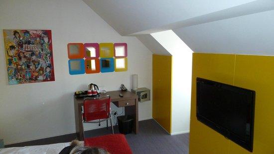 Hotel Via Mokis: Chambre