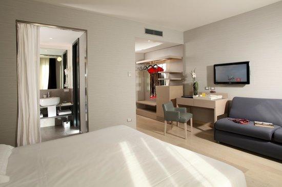 Hotel Adriano: DELUXE ROOM