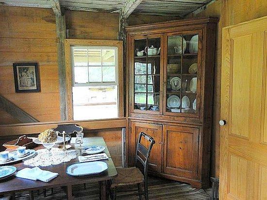 Island Farm:                   dining room