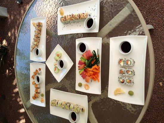 Kai Cafe & Sushi Nosara:                                     Delicioso