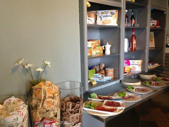 Hotel Aracoeli: colazione