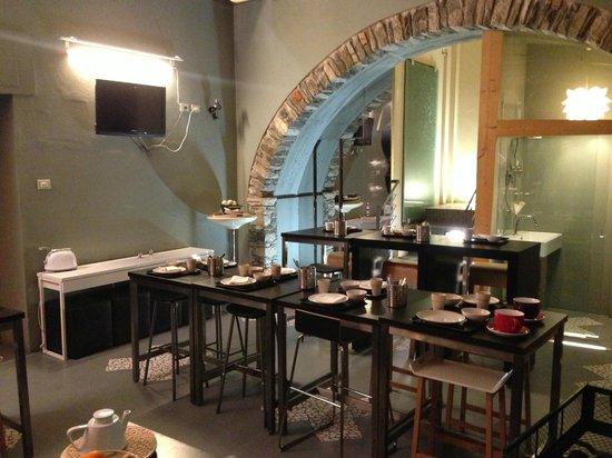 Hotel Aracoeli: hall