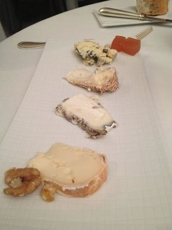 Restaurant Neichel:                   quesos