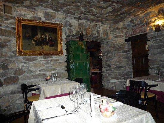 Limone Piemonte, Italia:                   Interno