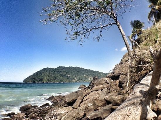 Maracas Bay: Just breathe.