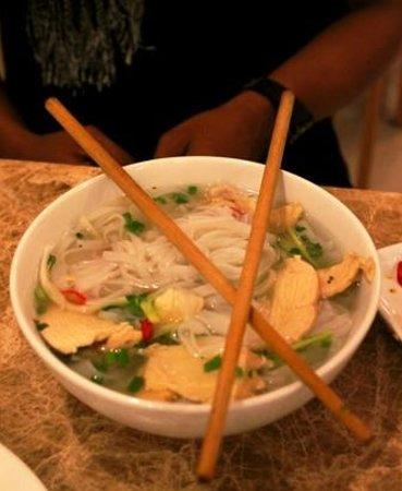 Rising Dragon Legend Hotel:                   Vietnamese Breakfast @Rising Dragon Legend