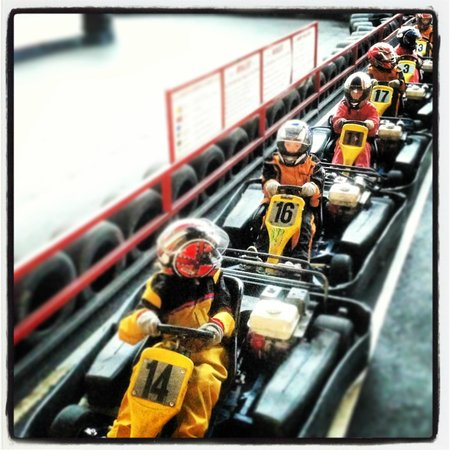 JDR Karting:                                                       Ready Steady Go