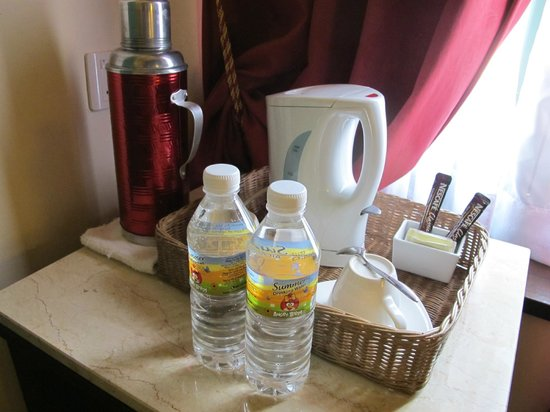 Yeng Keng Hotel: amenities