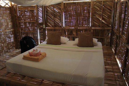 Tohko Beach Resort: bungalow