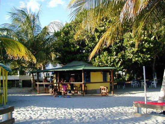 Hotel Windsurfers Oasis : Barra