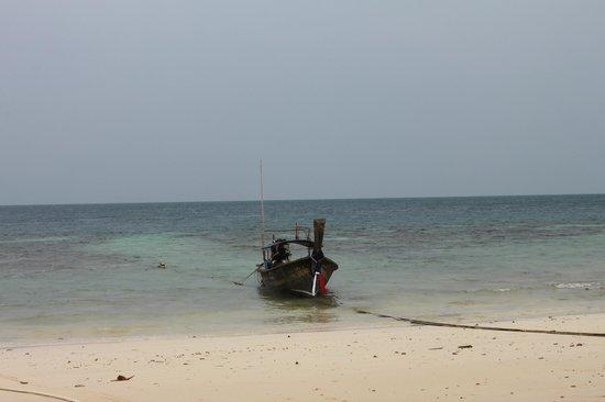 Tohko Beach Resort: plage