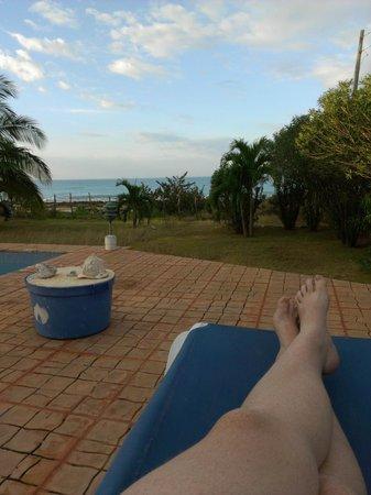 ماربلو فيلا سويتس:                   Morning view.                 