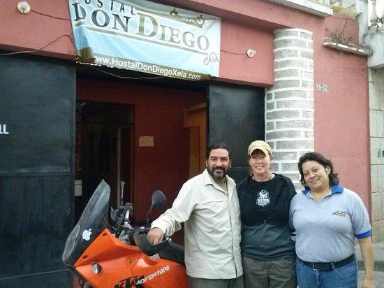 Hostal don Diego