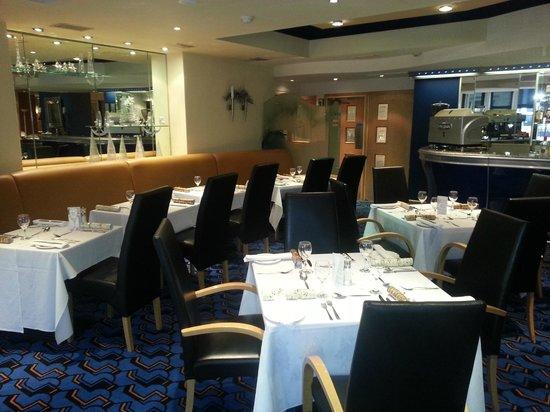 Windsor Hotel - Whitley Bay: RESTAURANT