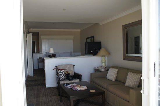 Beach House Hotel Hermosa Beach:                                     Oceanfront Room