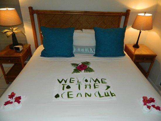 Ocean Club Resort:                   Bedroom