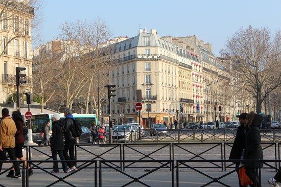 La Comtesse Paris Tour Eiffel:                   hotel