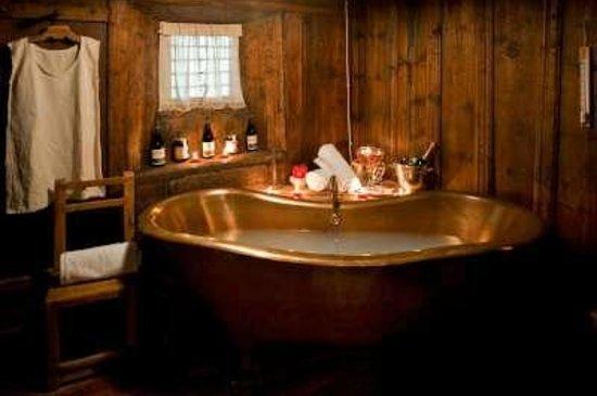 Bellevue Hotel & Spa: Bagno di Cleopatra