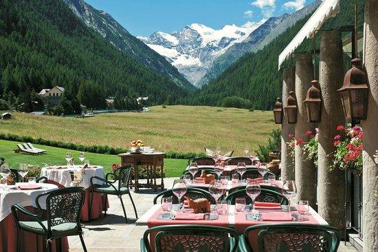 Bellevue Hotel & Spa: Terrazza