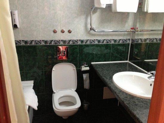 Amur Hotel:                   Ванна
