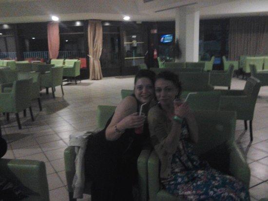Auramar Beach Resort: The Dancing room